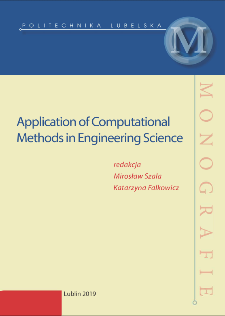 Application of Computational Methods in Engineering