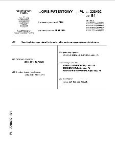 Sposób skróconego startu i lądowania statku powietrznego, zwłaszcza wiatrakowca : opis patentowy nr 228492