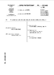 Mieszanka betonu asfaltowo-cementowego do podbudów nawierzchni asfaltowych : opis patentowy nr 231460