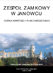 Zespół zamkowy w Janowcu : ocena wartości i plan zarządzania