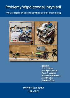 Wybrane zagadnienia elektrotechniki i elektroniki przemysłowej
