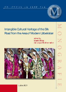 Intangible Cultural Heritage of the Silk Road from the Area of Modern Uzbekistan