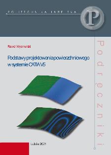 Podstawy projektowania powierzchniowego w systemie CATIA V5
