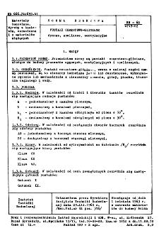 Pustaki cementowo-gliniane dymowe, spalinowe, wentylacyjne BN-62/6749-02