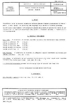 Pustaki ceramiczne ścienne pionowo drążone BN-76/6741-16