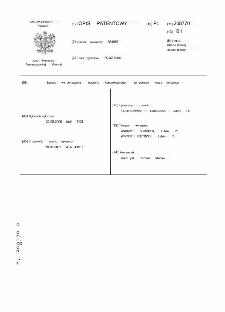 Sposób w spomagania suszenia konwekcyjnego za pomocą wiatru jonowego : opis patentowy nr 208770