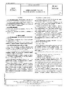 Badania samochodów i przyczep - Badanie jakości zawieszenia BN-67/3615-06