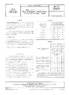 Silniki z zapłonem samoczynnym - Pary precyzyjne, wtryskiwacze - Pakowanie, przechowywanie i transport BN-74/1301-05