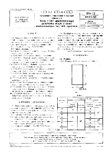 Opakowania jednostkowe z tworzyw sztucznych - Torby z folii uplastycznionego polichlorku winylu z dnem nieuformowanym, bez fałd, zgrzewane BN-72/6414-03