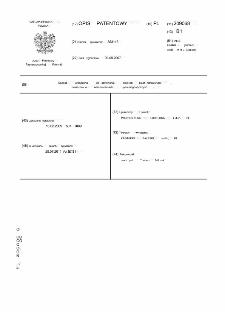 Sposób i urządzenie do szlifowania cienkich blach metalowych, zwłaszcza o właściwościach paramagnetycznych : opis patentowy nr 209068