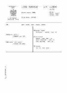 Główne podwozie kołowe, zwłaszcza śmigłowca : opis patentowy nr 209320
