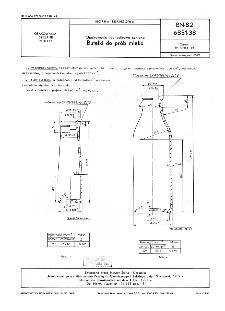 Opakowania jednostkowe szklane - Butelki do prób mleka BN-82/6831-38