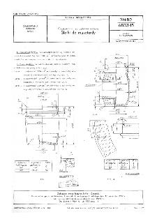 Opakowania jednostkowe szklane - Słoiki do musztardy BN-82/6833-15