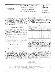 Opakowania transportowe - Kosze wiklinowe do balonów szklanych BN-87/7167-04