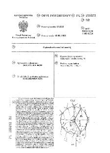 Ciepłownia wiatrowa i fali morskiej : opis patentowy nr 158022