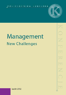 Management : new challenges