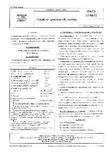 Powietrze sprężone dla nurków BN-79/3746-12