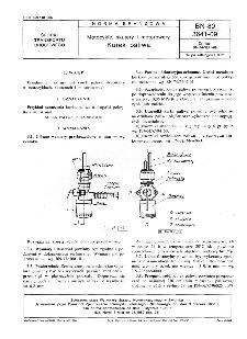 Motocykle, skutery i motorowery - Kurek paliwa BN-80/3641-09
