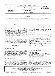 Koordynacja wymiarowa mieszkalnych pomieszczeń okrętowych - Terminologia BN-80/3763-09.01