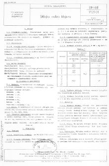 Sklejka mokro klejona BN-68/7121-01