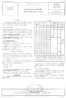 Drewniane przekładki akumulatorowe surowe BN-68/7127-03