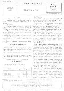 Miotły brzozowe BN-71/9236-02