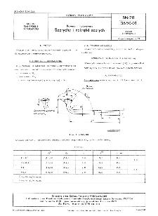 Rowery i motorowery - Szprychy i nakrętki szprych BN-78/3650-01