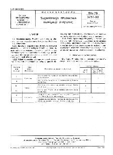 Sygnalizacja dźwiękowa nawigacji okrętowej BN-79/3751-03