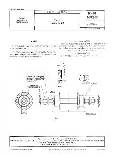 Rowery - Piasty tylne BN-81/3652-18