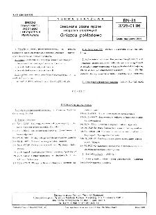 Sterowanie zdalne ręczne urządzeń okrętowych - Gniazda pokładowe BN-81/3726-01.06