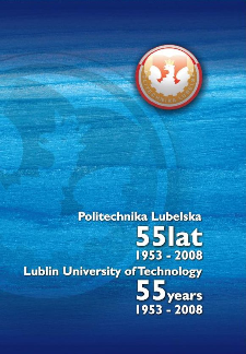 Politechnika Lubelska : 55 lat : 1953-2008 = Lublin University of Technology : 55 years : 1953-2008