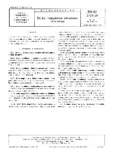 Śruby napędowe okrętowe - Terminologia BN-82/3721-25