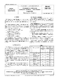 Wyposażenie elektryczne motocykli, skuterów i motorowerów - Łączniki - Wymagania i badania BN-83/3681-09