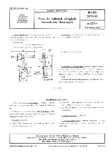 Klucz do nakrętek okrągłych iluminatorów okrętowych BN-83/3712-12