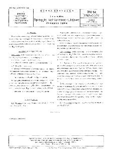 Linia wałów - Sprzęgła kołnierzowo-tulejowe - Wymagania ogólne BN-84/3795-04/01