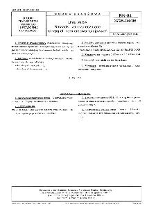 Linia wałów - Nakładki zabezpieczające sprzęgieł kołnierzowo-tulejowych BN-84/3795-04/06