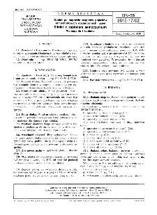Odbiór po naprawie zespołów pojazdów samochodowych dostarczanych luzem - Silniki z zapłonem samoczynnym - Wymagania i badania BN-86/3615-17/02
