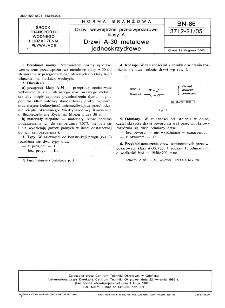 Drzwi wewnętrzne przeciwpożarowe klasy A - Drzwi A-30 metalowe jednoskrzydłowe BN-86/3712-21/05