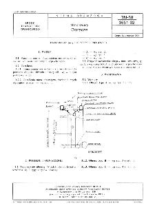 Motorowery - Obręcze BN-88/3651-02