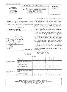 Elektryczne podgrzewacze wody sanitarnej - Wymagania i badania BN-89/3722-17