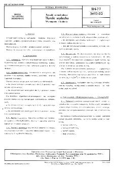 Pojazdy samochodowe - Tłumiki wydechu - Wymagania i badania BN-77/3612-02