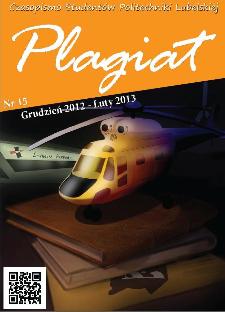 Plagiat : czasopismo Studentów Politechniki Lubelskiej nr 15( 2012)