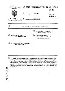 Sposób otrzymywania powłok stopowych pallad-nikiel-ind : opis patentowy nr 157414