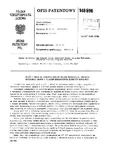Sposób i układ do cyfrowego pomiaru małych rezystancji spawów i połączeń mechanicznych elementów metalowych : opis patentowy nr 148696