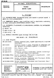 Trachit - Mączka i grys BN-62/6714-02