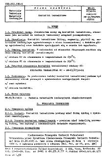 Kształtki termalitowe BN-65/6754-04
