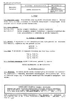 Płytki klinkierowe BN-73/6741-13