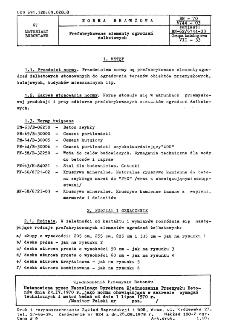 Prefabrykowane elementy ogrodzeń żelbetowych BN-70/6744-03