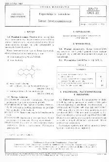 Półprodukty do barwników - Kwas bromoaminowy BN-72/6021-22