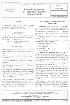 Barwniki do półwełny BN-71/6041-23